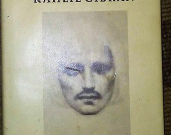 1980 The Prophet Kahlil Gibran Book