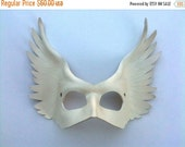 ON SALE Angel Leather Mask