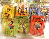 1970s Cracker Jack Prizes. Tiny Pinball Game. You Will Get FOUR Prizes. Sold in sets of 4. Cracker Jack Box Prizes. Free Shipping /tracking