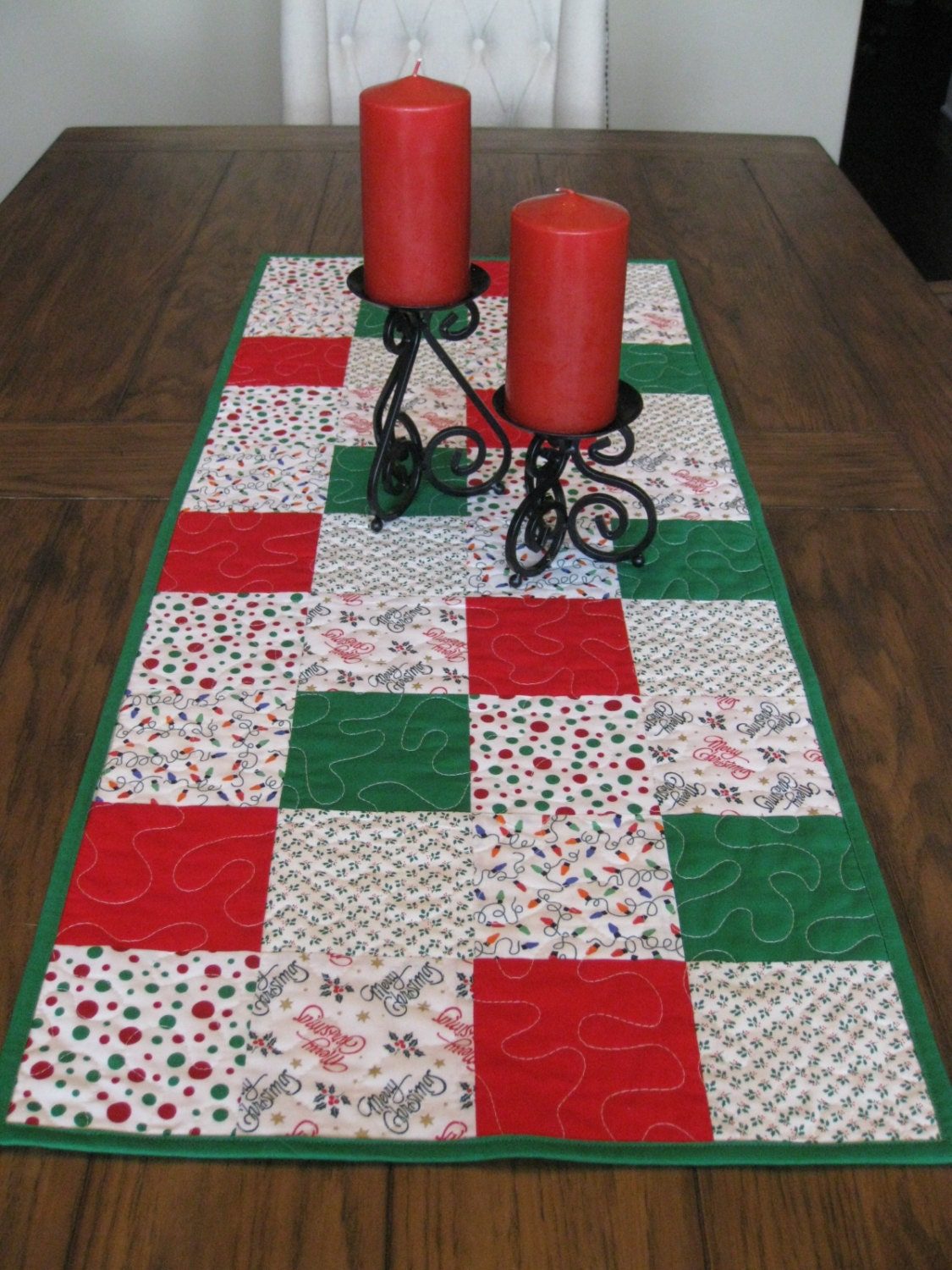 of a blog tablerunner tutorial quilt img new runner diary quilted quilter table