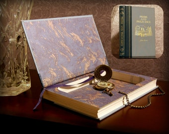 Hollow Book Safe (Pride and Prejudice)