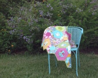 Quilt,  Baby Quilts for Sale,   Modern Quilts,  Quilts for Girls,  Lap Quilts,  Home Decor,  MADE TO ORDER