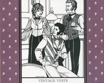 Vintage Vests, Folkwear Pattern 222