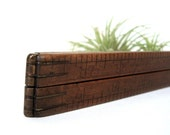 Folding Ruler Stanley No 68 Boxwood 24 Inch Vintage Stanley SW Wood Tool