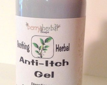 ITCHY SKIN Herbal Therapy Gel