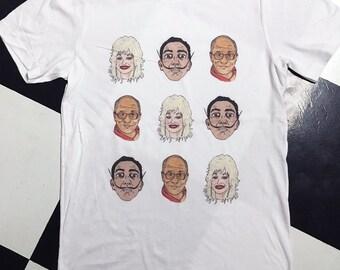 Dolly Dali Dalai Super Soft T-Shirt