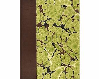 Journal Blank Paper Moss