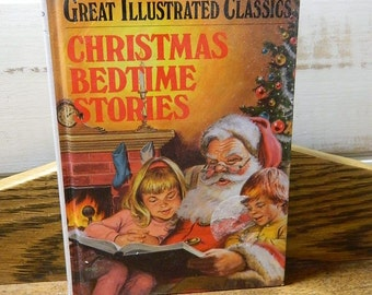 Christmas Bedtime Stories - Great Illustrated Classics - 1990
