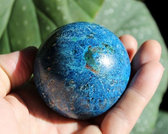 Shattuckite Polished  Sphere