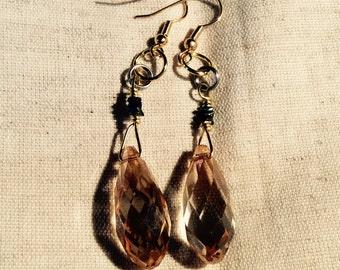 Cute Crystal Earrings