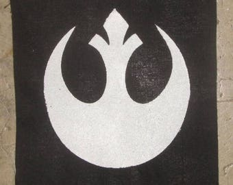 STAR WARS PATCH, resist, rebel alliance, the last jedi, Luke Skywalker, Princess Leia, Han Solo, X-Wing, Empire, punk patch, star wars decal