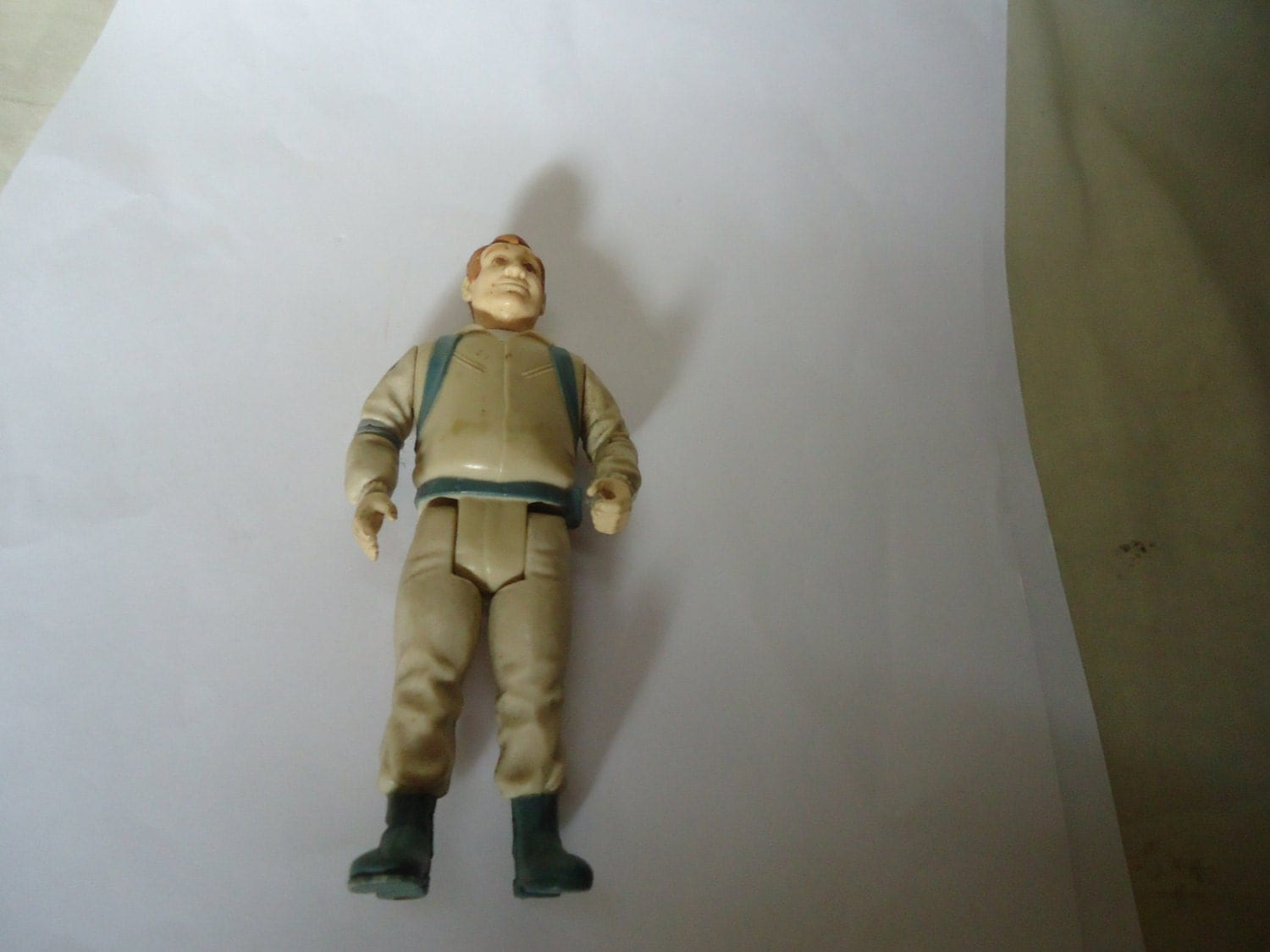Vintage 1984 Ghostbusters Ray Stantz Action Figure By