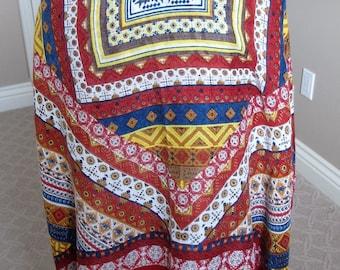 Bohemian Style Shawl or scarf