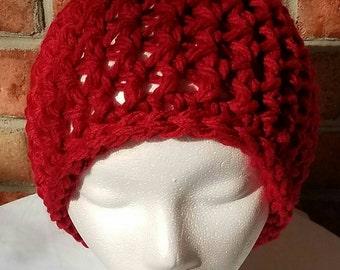 Red Beret, Tam, Cap, Hat