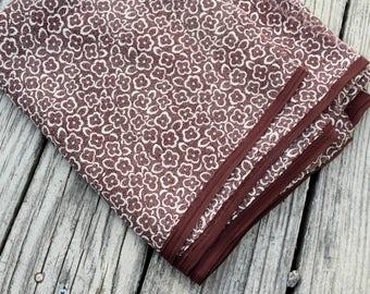 1940's Vintage Rayon Fabric