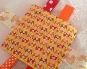 Fox Baby Crinkle Toy