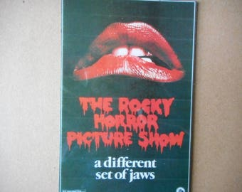 Magnet- The Rocky Horror Picture Show movie poster magnet