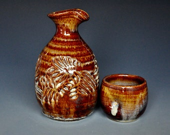 Sake for One Handmade Pottery A
