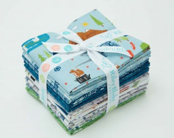 J is for Jeep Quarter Bundle by Riley Blake Fabric