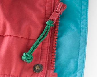 Paracord Zipper Pull Zipper Pull Tab Replacement Paracord Zipper Pull Zipper Pull Tab Paracord 275 (3 Pack)