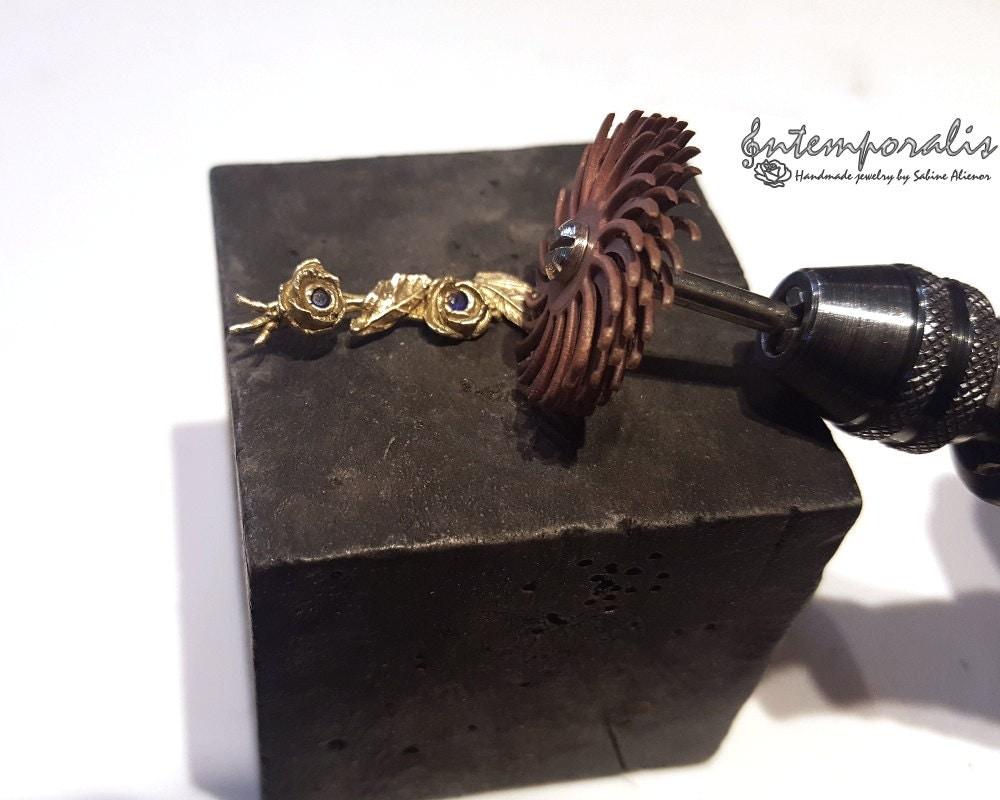 Intemporalis, Handmade jewelry by Sabine Alienor