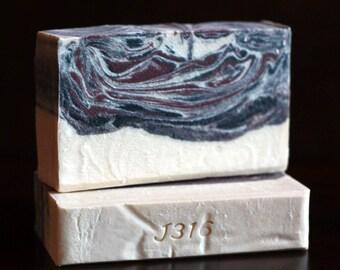 Midnight Pomegranate Handmade Soap - Function Art