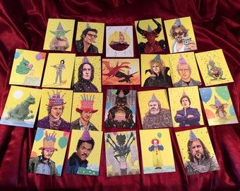24 PACK Birthday Card COMBO!