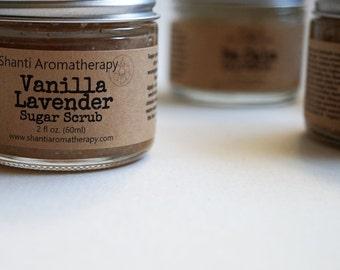 Body Polish Sample- Salt and sugar scrub samples, 2oz size