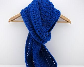 Handmade Crochet Scarf