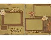 12x12 2pg. Layout - YES