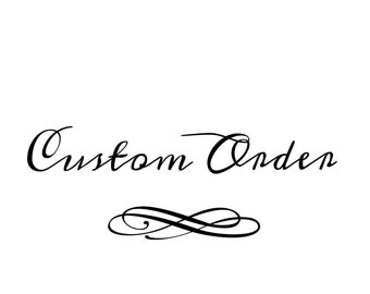 Custom Burlap Table Runner - Modern Rustic Table Decoration - Double Sided Table Runner - Reversible