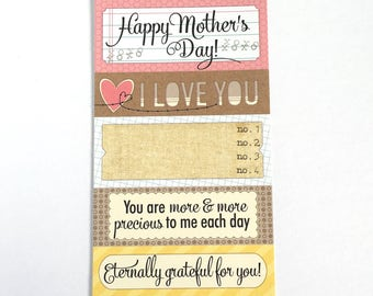 Simon Says Stamp Elle's Studio Mother's Day Cut Outs