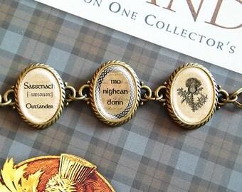 Outlander - Vintage Bracelet