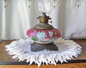 Vintage Crochet Centerpiece HUGE Doily Handcrafted Fluffy Creamy White Centerpiece Grandma's Doilies Vintage 1960s