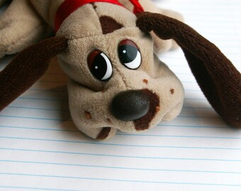 Vintage Pound Puppy - Long Ears, Spots