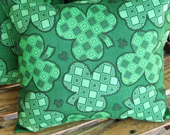 St Patricks Clover Small Travel Surgical Comfort Toddler Day Care Pillow