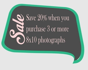 Photography, Wall art, Photography sets, Set of 8x10 photos, sale on sets