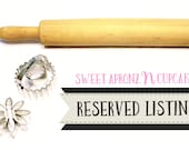 Reserved for Kimberly McLendon