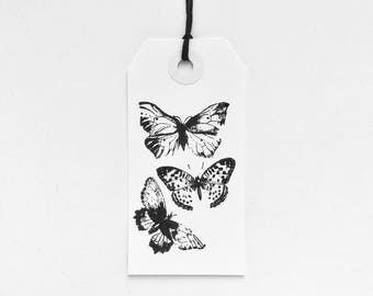 Butterfly Gift tags butterfly tags butterfly favour tags butterfly bookmark butterfly baby shower butterfly birthday