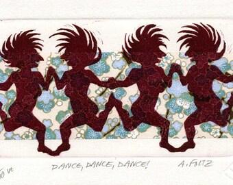 Dance, Dance, Dance! 4/200