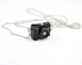Personalized necklace Canon M3 Camera miniature / personalized gift /personalized necklace