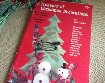 A Treasury of Christmas Decorations   DIY  Bronners Frankenmuth Michigan