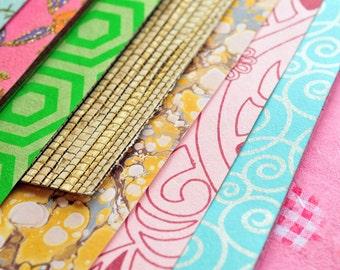 Paper Surprise Pack // Assorted Paper // Grab Bag // Ephemera // Journaling // Scrapbooking // Paper Crafting