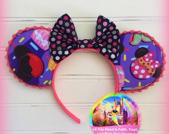 Mickey and Minnie RTS Treats Mouse Ears!!