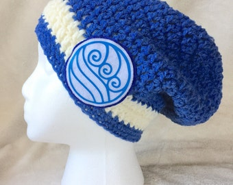 Avatar Last Airbender Slouch Beanie - Water Tribe