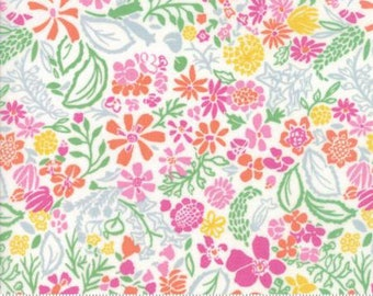 Early Bird cotton fabric by Kate Spain for Moda fabric 27264 19