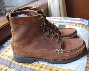 Vintage Ralph Lauren Polo Leather Hiking Boots