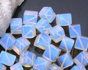36 OPALITE Beads 8x8mm - COD2667