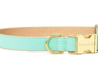 Crew LaLa™ Mint Dog Collar
