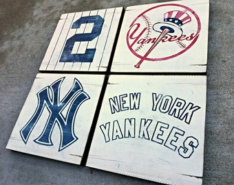 yankees wall art items similar to ultimate yankees metal wall on etsy 1203